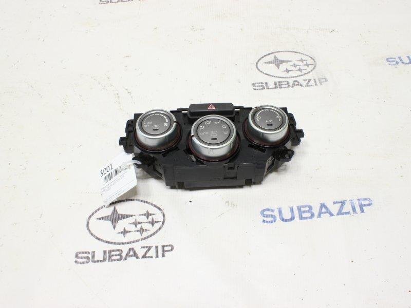 Блок управления климат-контролем Subaru Impreza G12 2007