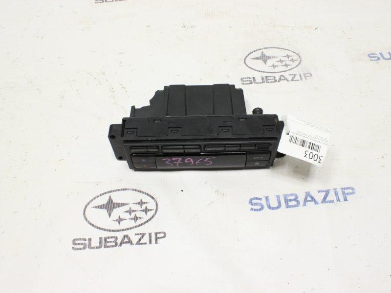 Блок управления климат-контролем Subaru Forester S10 1997