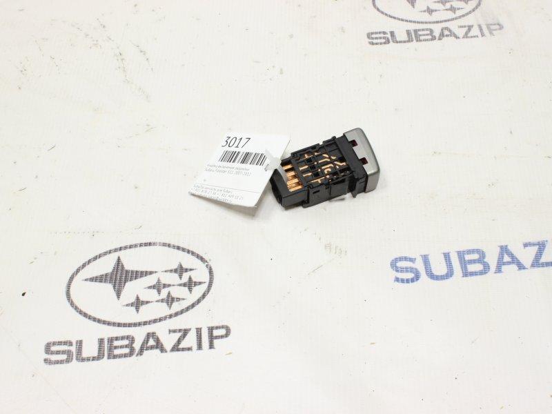 Кнопка включения аварийки Subaru Forester S11 2003
