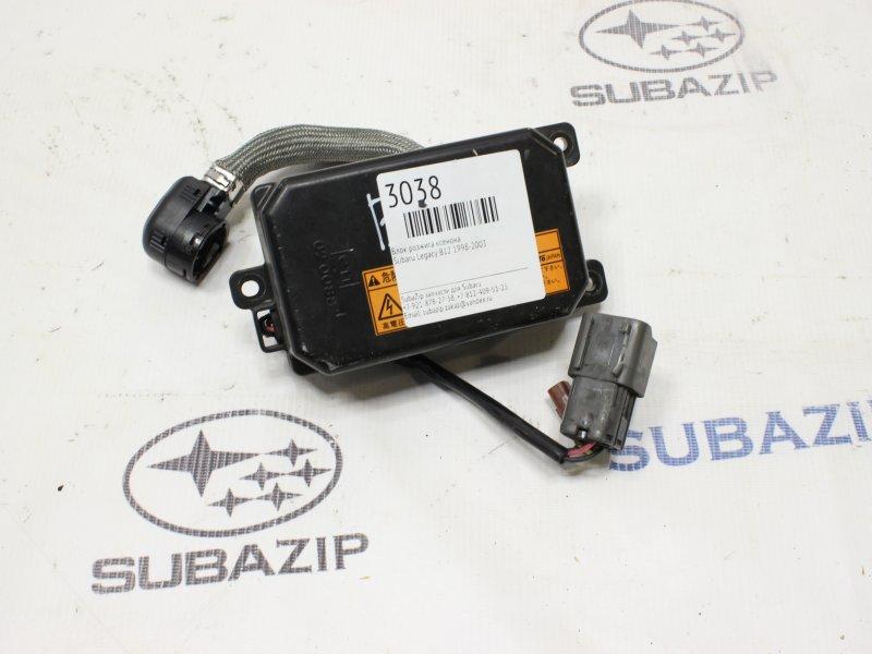 Блок розжига ксенона Subaru Legacy B12 1998