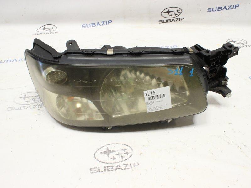 Фара Subaru Forester S11 2003 передняя правая