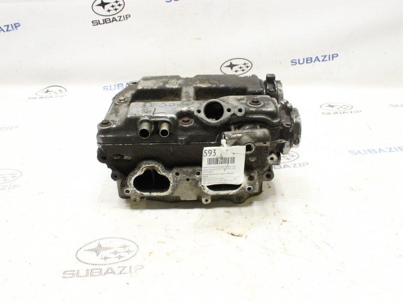 Головка блока цилиндров Subaru Impreza G11 EJ205 2000 передняя левая