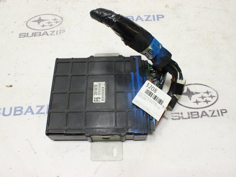Блок управления двигателем Subaru Legacy B13 EJ204 2003