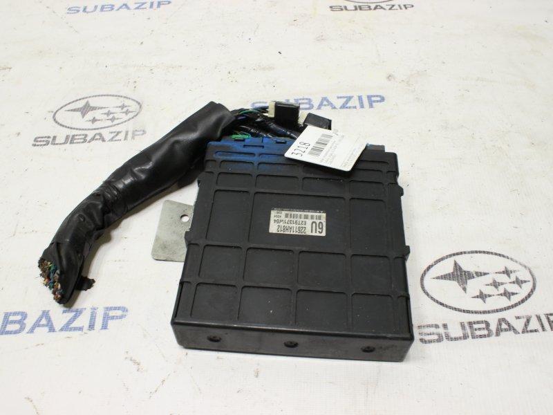 Блок управления двигателем Subaru Legacy B13 EJ204DP 2003