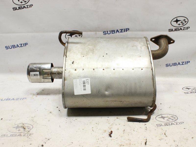 Глушитель задняя часть Subaru Legacy B14 EJ255 2009 правый