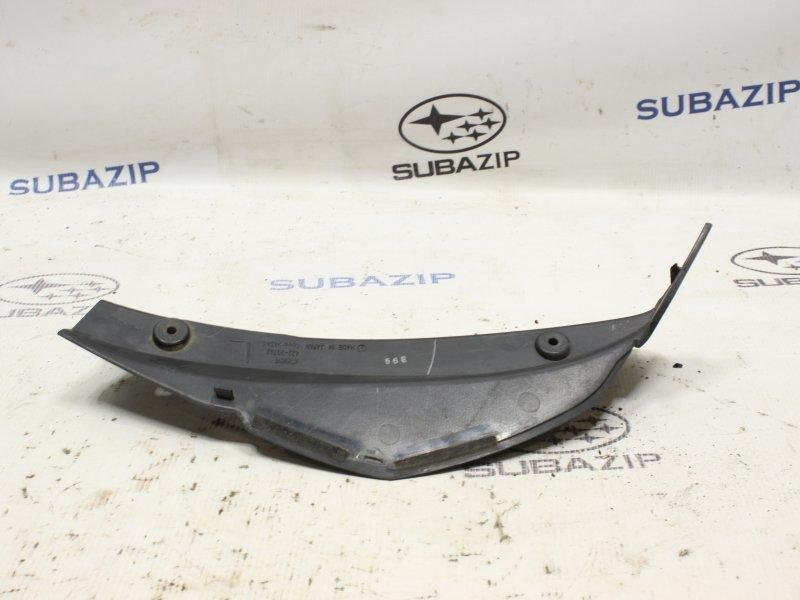 Кожух фонаря заднего Subaru Legacy B13 2003 левый