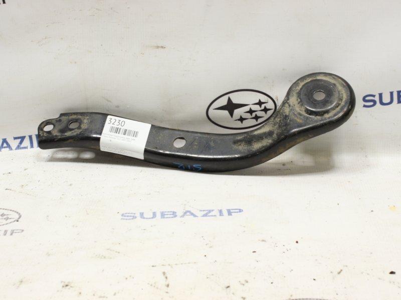 Крепление подрамника Subaru Forester S12 2007 заднее правое