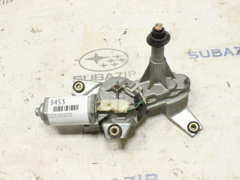 Моторчик заднего дворника Honda Cr-V RD5 2002