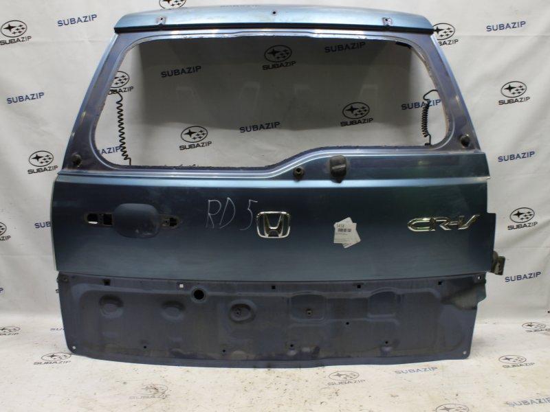Дверь багажника Honda Cr-V RD5 2002 задняя