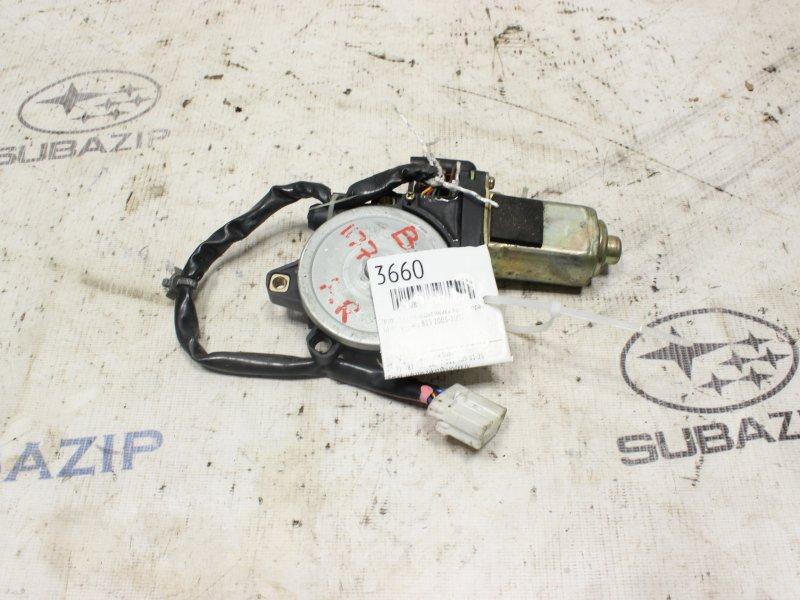 Мотор стеклоподъемника Subaru Legacy B12 2003 передний правый