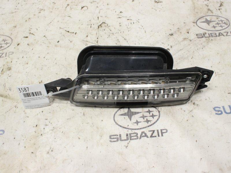 Фонарь противотуманный Subaru Legacy B13 2003 задний правый