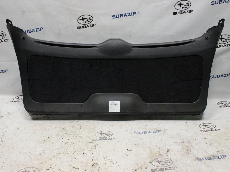 Обшивка багажника Subaru Legacy B13 2003 нижняя