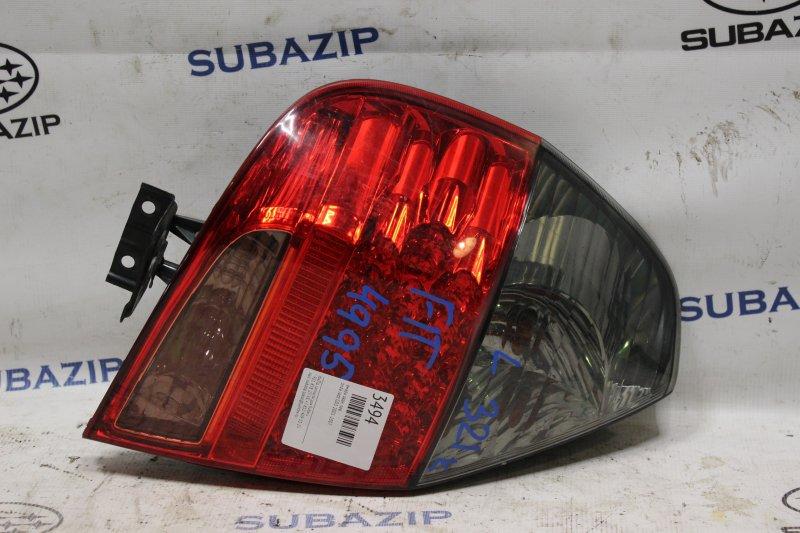 Фонарь Honda Jazz GD1 2008 задний левый