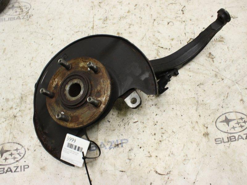 Кулак поворотный Honda Accord CH9 1997 передний правый