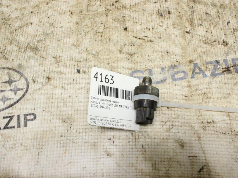 Датчик давления масла Honda Civic Hybrid DAA-FD3 LDA-MF5 2005