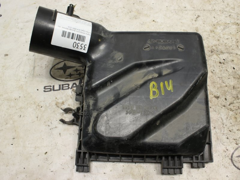 Корпус воздушного фильтра верхний Subaru Legacy B14 2009 верхний