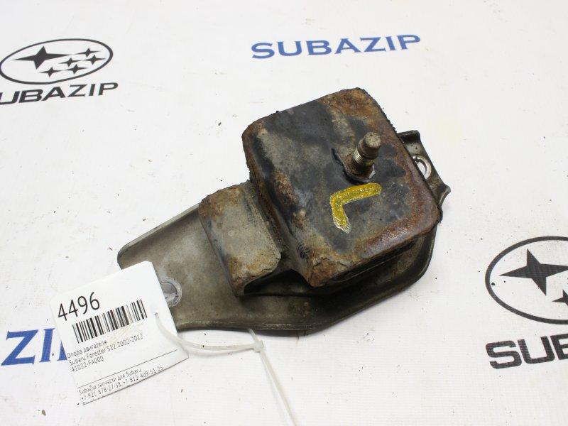 Опора двигателя Subaru Forester S12 2002 левая