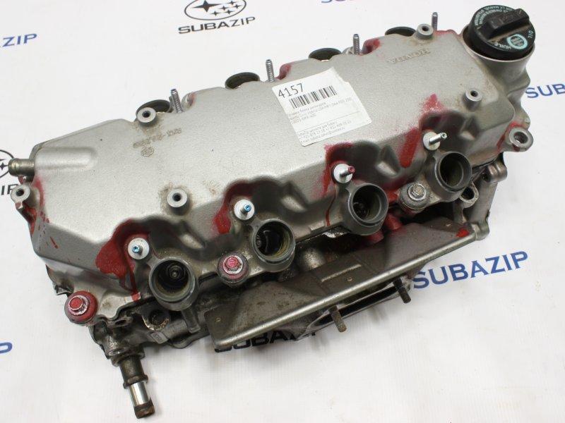 Головка блока цилиндров Honda Civic Hybrid DAA-FD3 LDA-MF5 2005