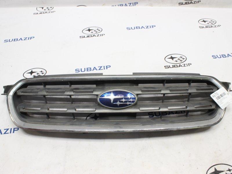 Решетка радиатора Subaru Outback B13 2003 передняя