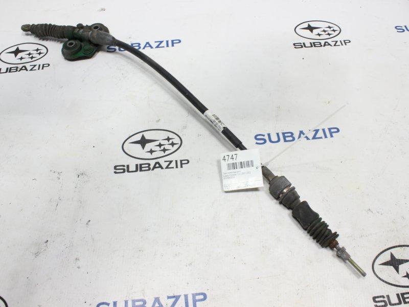 Трос селектора акпп Subaru Forester S12 2003
