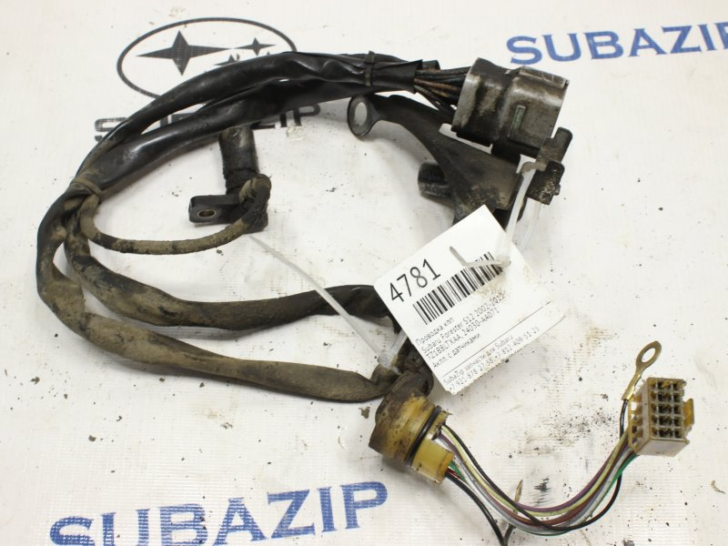 Проводка кпп Subaru Forester S12 2002