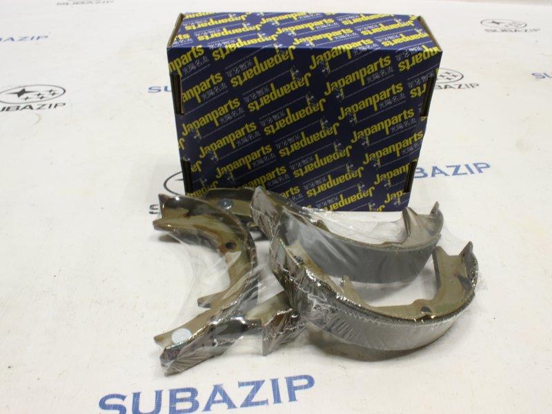 Колодки тормозные ручника Subaru Legacy B12 1998