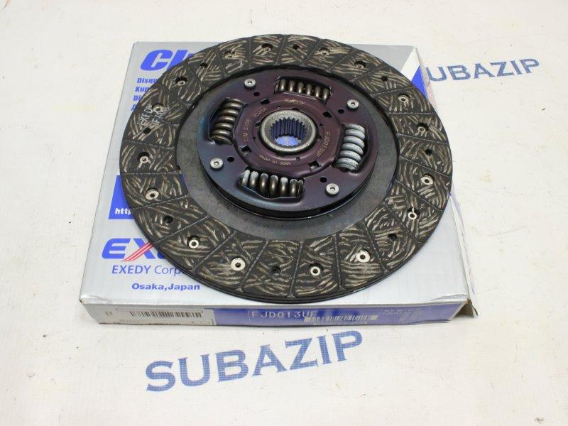 Диск сцепления Subaru Forester S10 1994