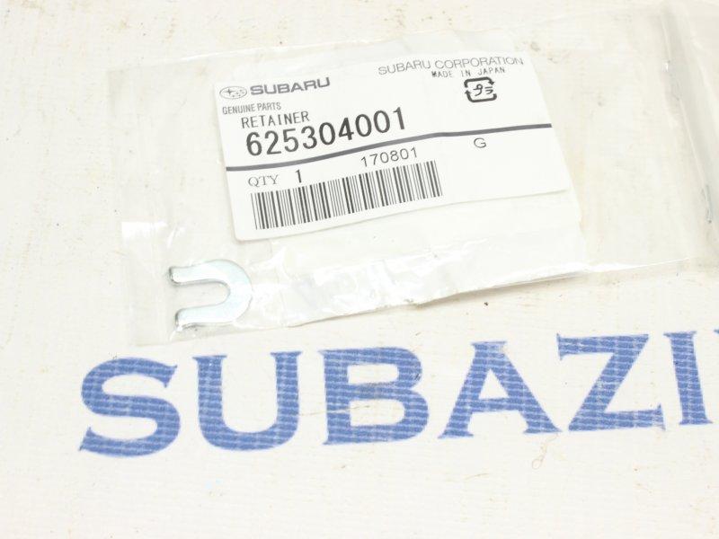 Фиксатор солдатика тормозных колодок Subaru задний