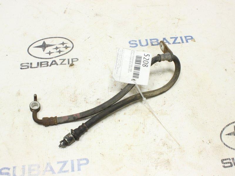 Шланг тормозной Subaru Legacy B14 2009 задний правый