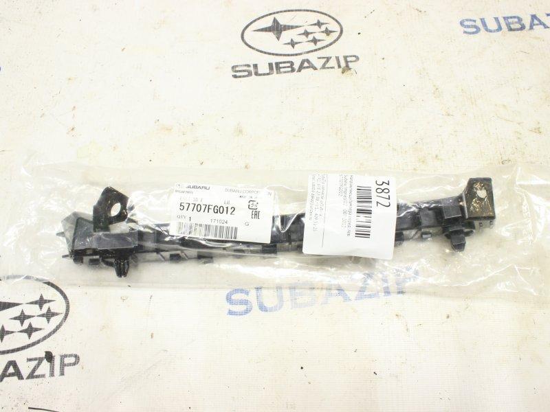 Направляющая бампера Subaru Impreza G12 2007 передняя левая