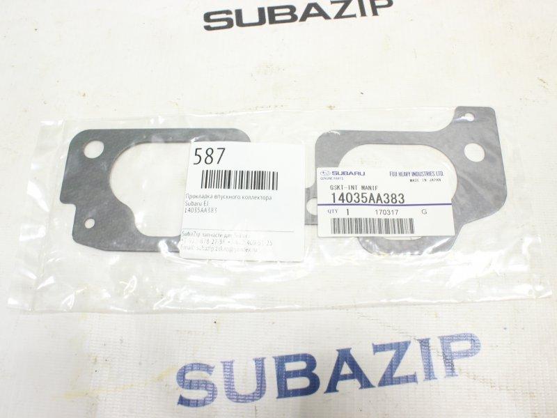 Прокладка впускного коллектора Subaru EJ