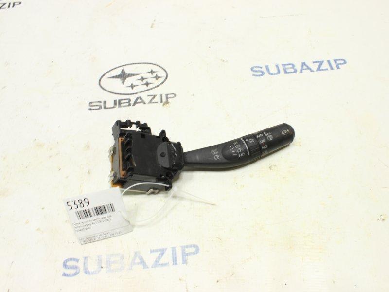 Переключатель дворников Subaru Legacy B13 2003 левый
