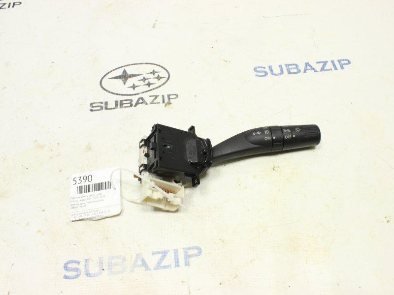 Переключатель света Subaru Legacy B13 2003 правый
