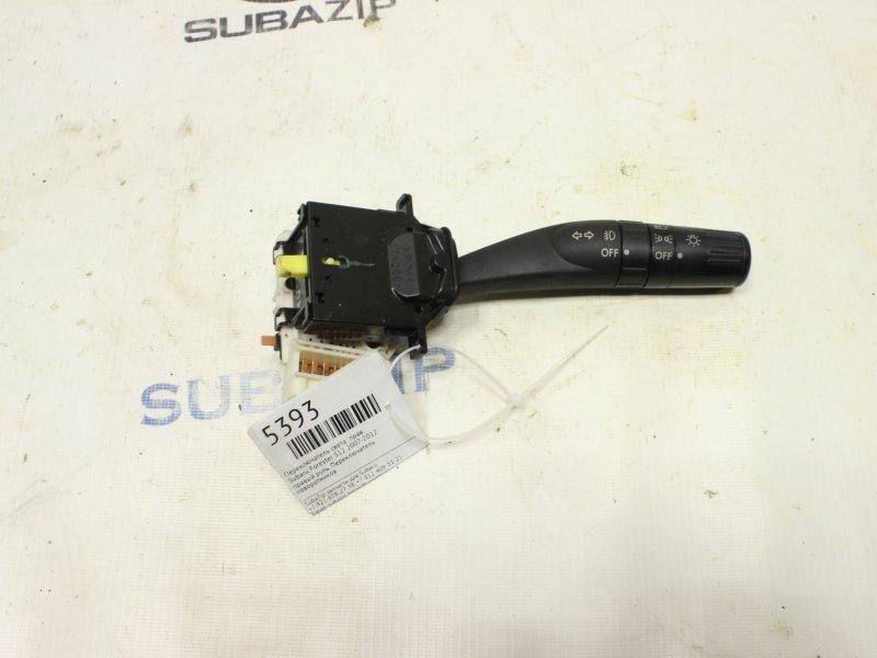 Переключатель света Subaru Forester S12 2007 правый