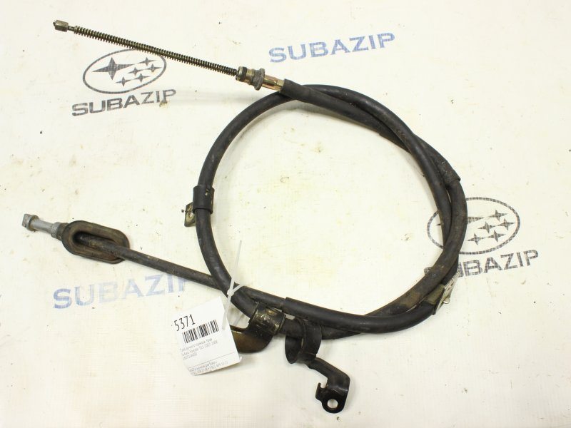 Трос ручного тормоза Subaru Forester S11 2002 правый