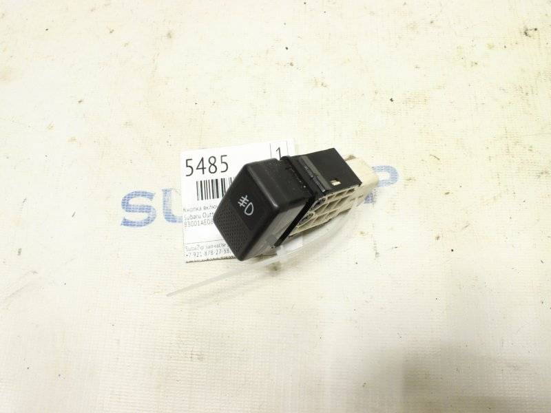 Кнопка включения противотуманных фар Subaru Outback BE EJ251 1999
