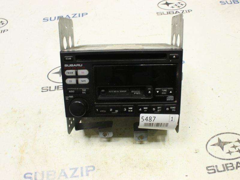 Магнитола Subaru Outback BE EJ251 1999