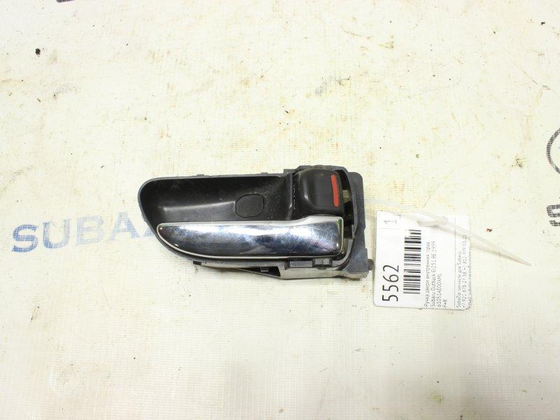 Ручка двери внутренняя Subaru Outback BE EJ251 1999 правая