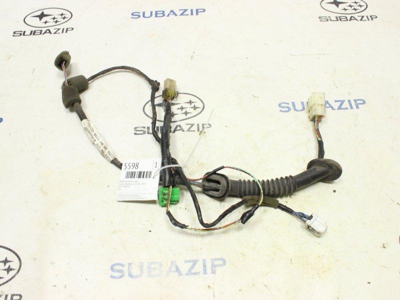 Проводка двери Subaru Outback BE EJ251 1999 задняя