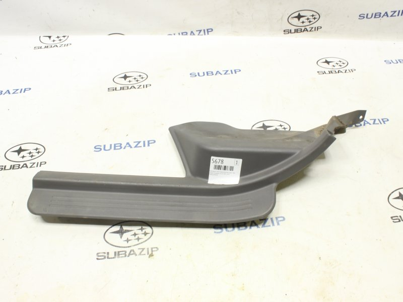 Накладка порога внутренняя Subaru Outback BE EJ251 1999 задняя левая