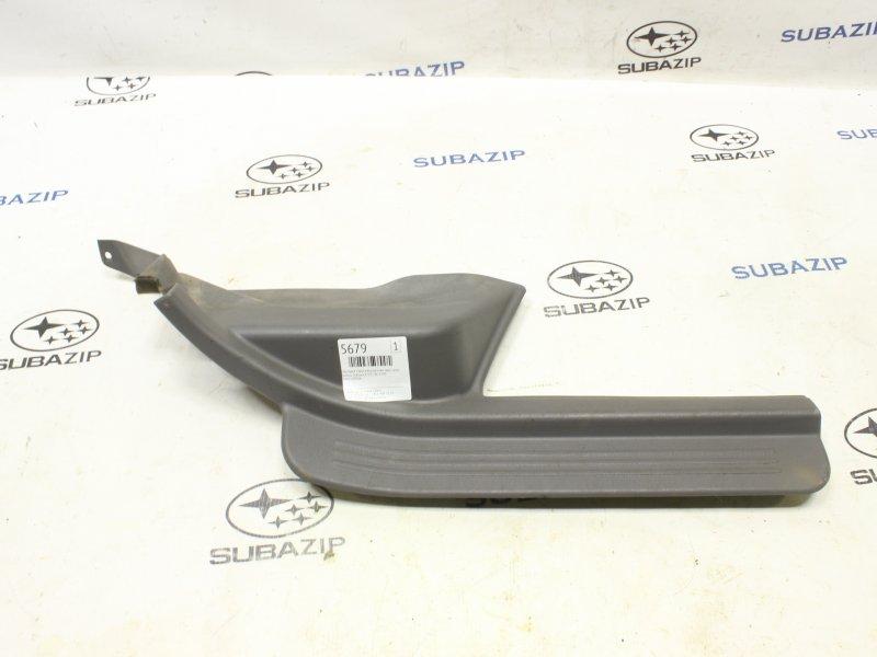 Накладка порога внутренняя Subaru Outback BE EJ251 1999 задняя правая