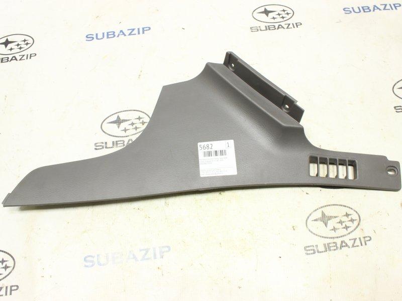 Накладка консоли Subaru Outback BE EJ251 1999 передняя правая нижняя
