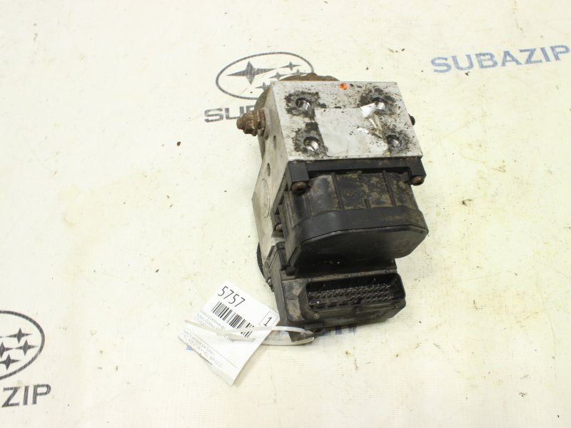 Блок управления abs Subaru Outback BE EJ251 1999