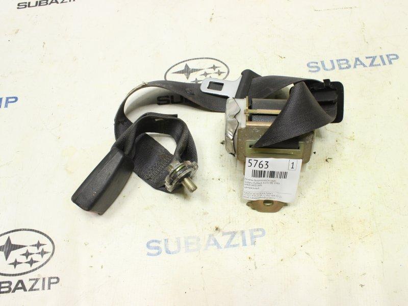 Ремень безопасности Subaru Outback BE EJ251 1999 задний