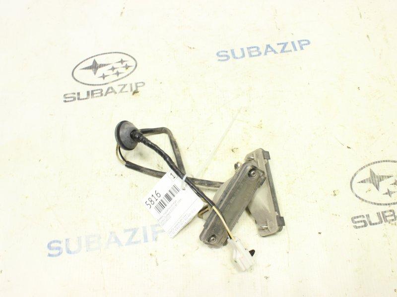 Фонарь подсветки номера Subaru Outback BE EJ251 1999