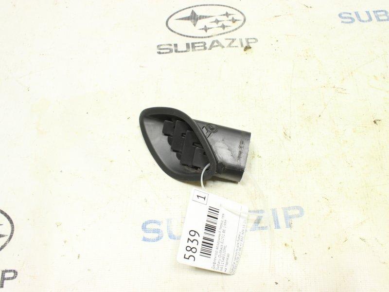 Дефлектор воздушный Subaru Outback BE EJ251 1999 передний левый