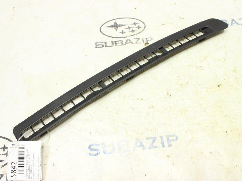 Дефлектор воздушный Subaru Outback BE EJ251 1999 передний правый