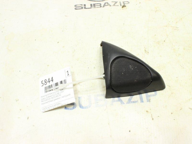 Высокочастотная колонка Subaru Outback BE EJ251 1999 правая