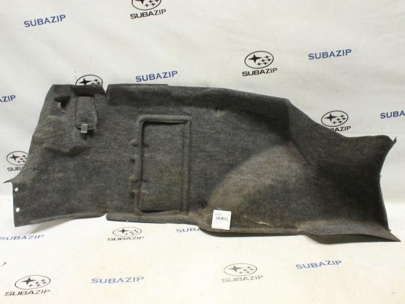 Обшивка багажника Subaru Outback BE EJ251 1999 левая