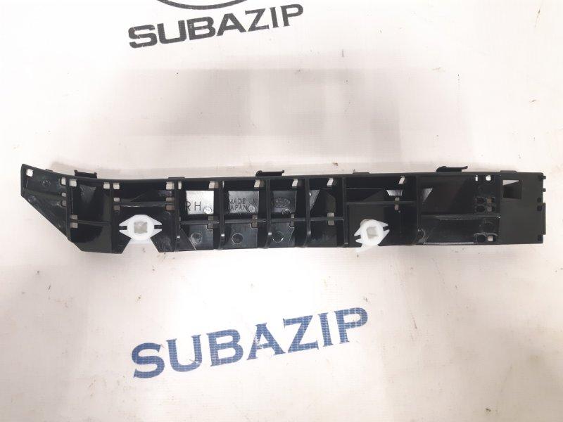 Направляющая бампера Subaru Impreza G12 2008 задняя правая